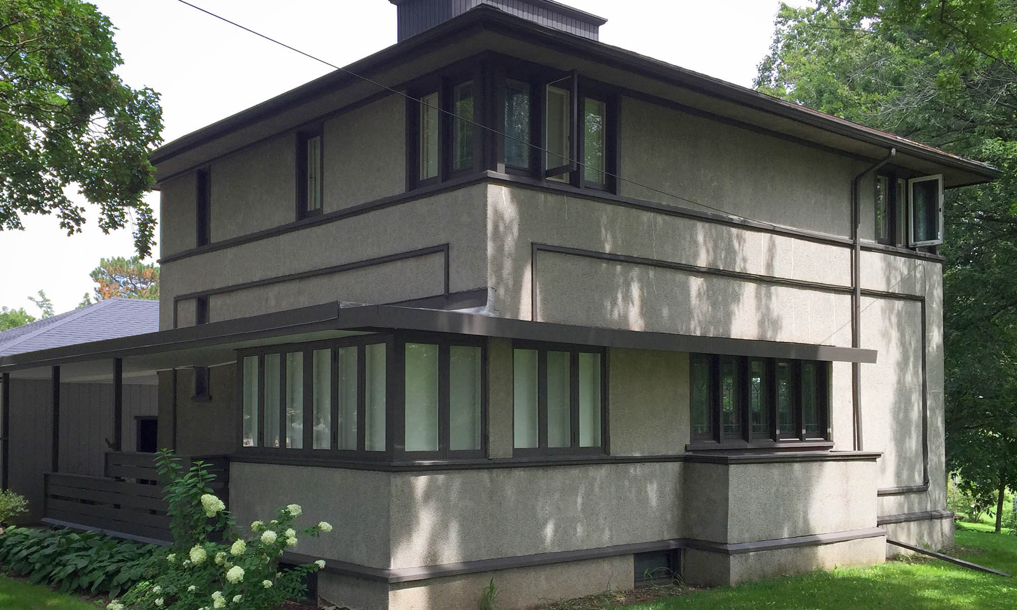 The Delbert W. Meier House